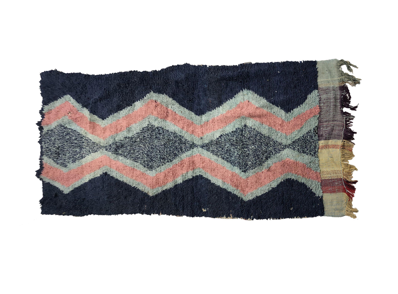 Boucharouite Rug Moroccan Rug Vintage Beni Ourain Rug Teppich Marokko Berber Carpet Wollteppich Al Colorful Moroccan Rugs Berber Carpet Grey Moroccan Rug
