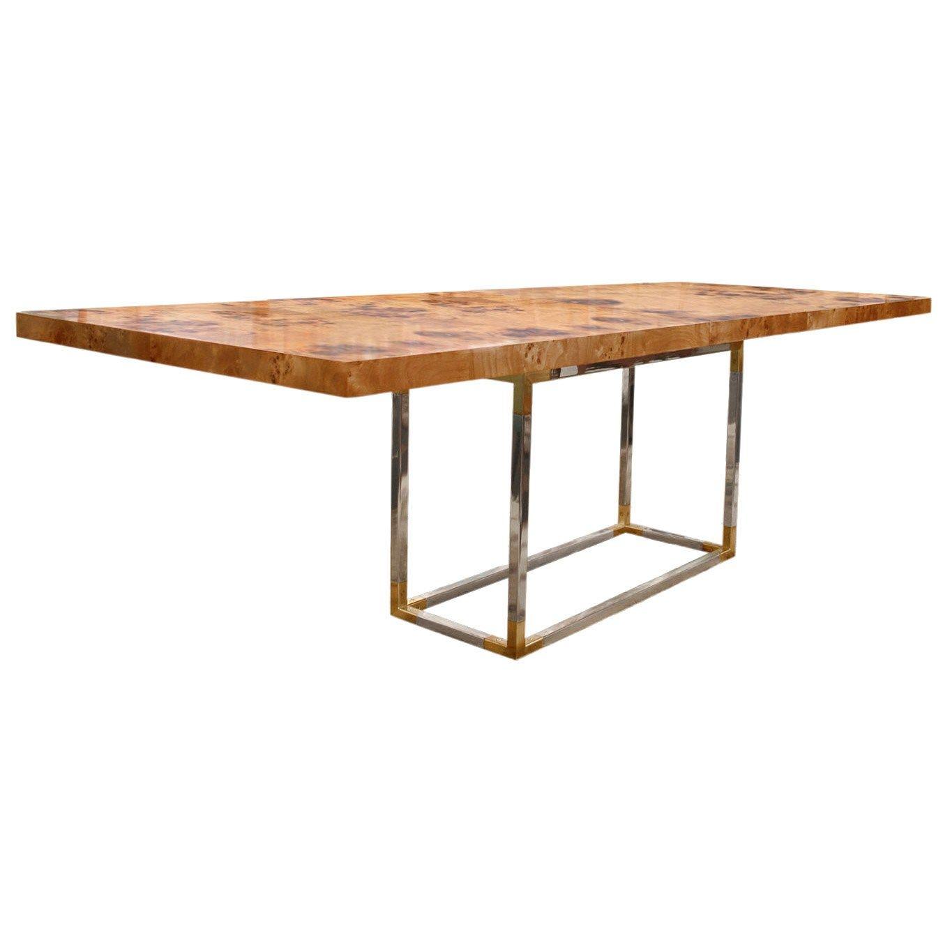 Jonathan Adler Bond Dining Table Dining Table In Kitchen Dining Table Extendable Dining Table