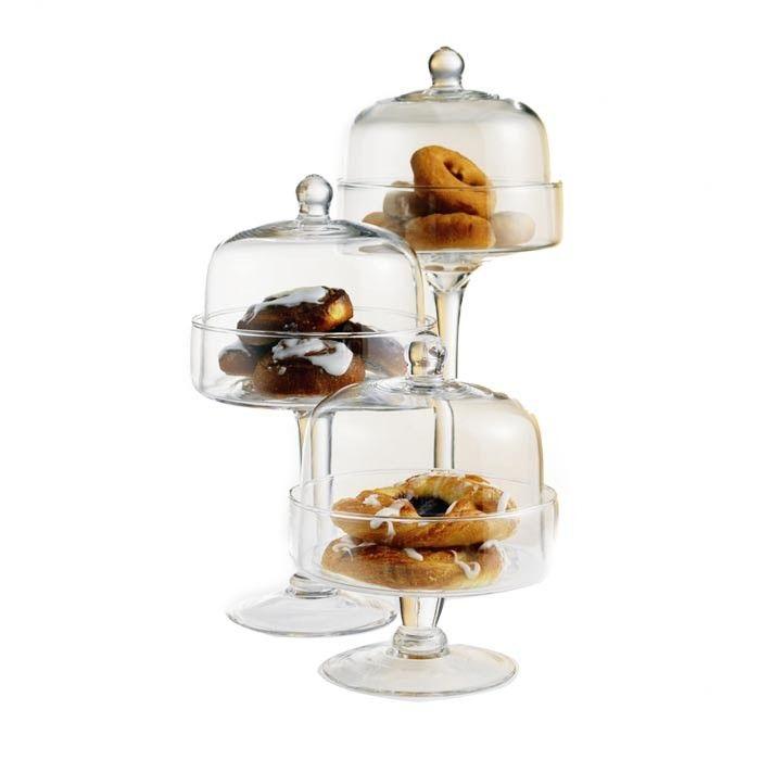 6 Piece Astra Dessert Stand Set