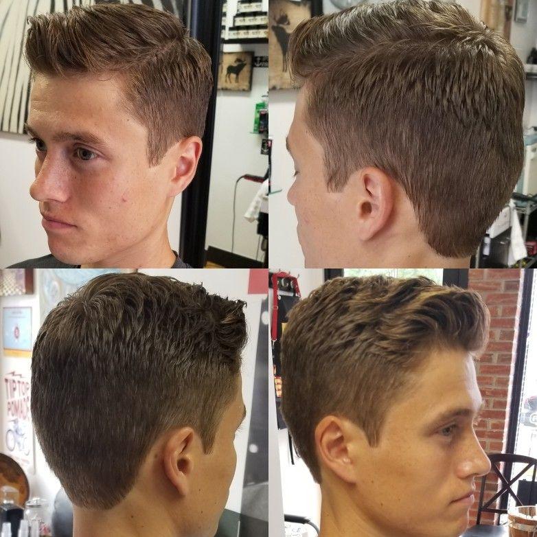 Classic Haircut Williamsburg Gentleman Haircut Classic Haircut Best Barber