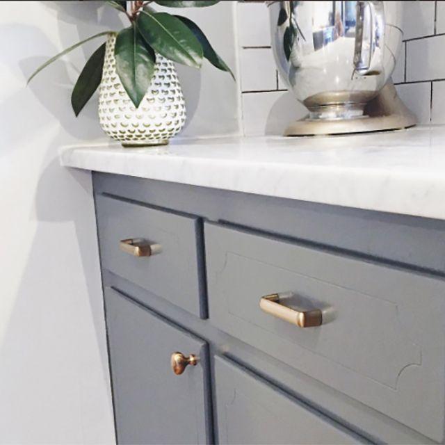 Image Result For Matte Champagne Bronze Cabinet Pulls Door