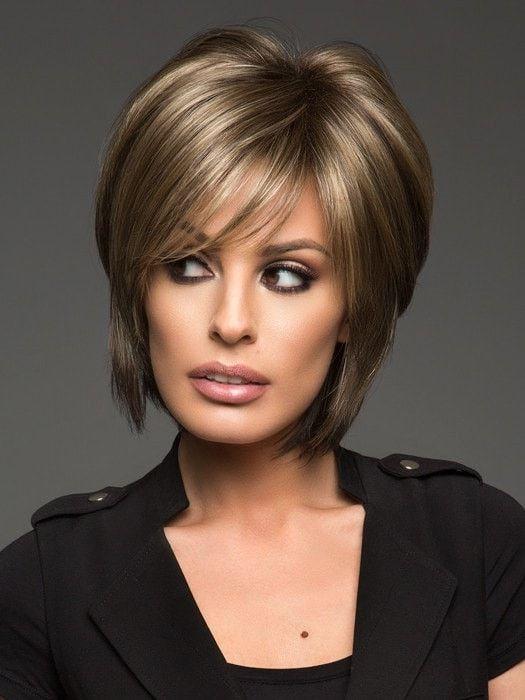 Reese Synthetic Wig (Basic Cap) Corte de pelo, Cabello y Corte