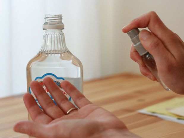 15 Unusual Uses For Cheap Vodka Cheap Vodka Vodka Hand Sanitizer