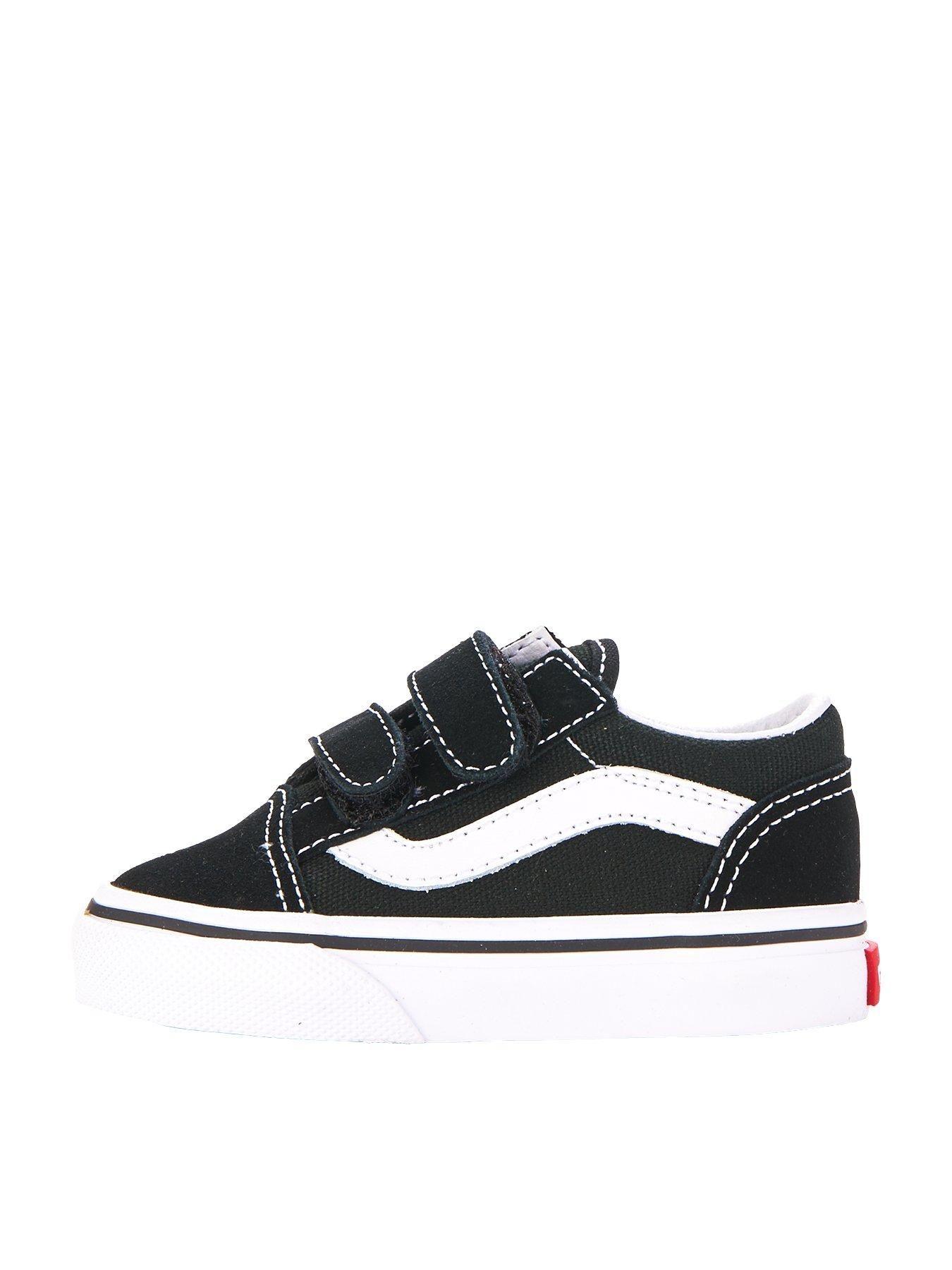 d24635a9109f90 Vans Old Skool Infant Trainer - Black