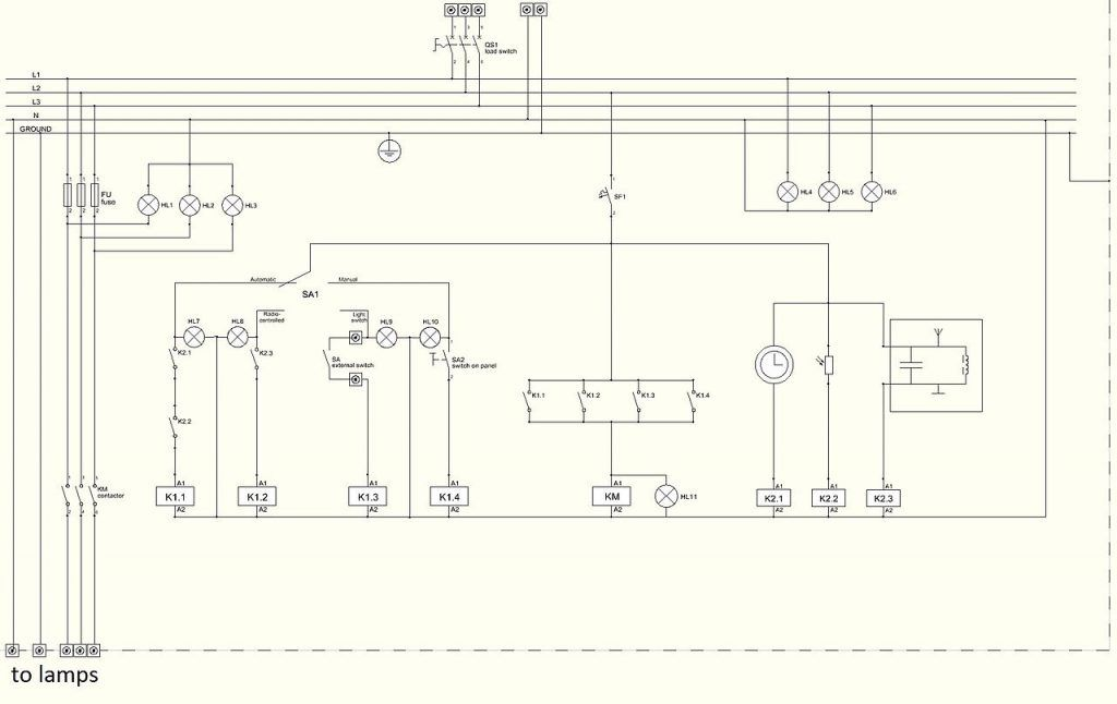 38 Clever Lighting Diagram Software For You Https Bacamajalah Com 38 Clever Lighting Diagram S Electrical Wiring Diagram Diagram Electrical Circuit Diagram