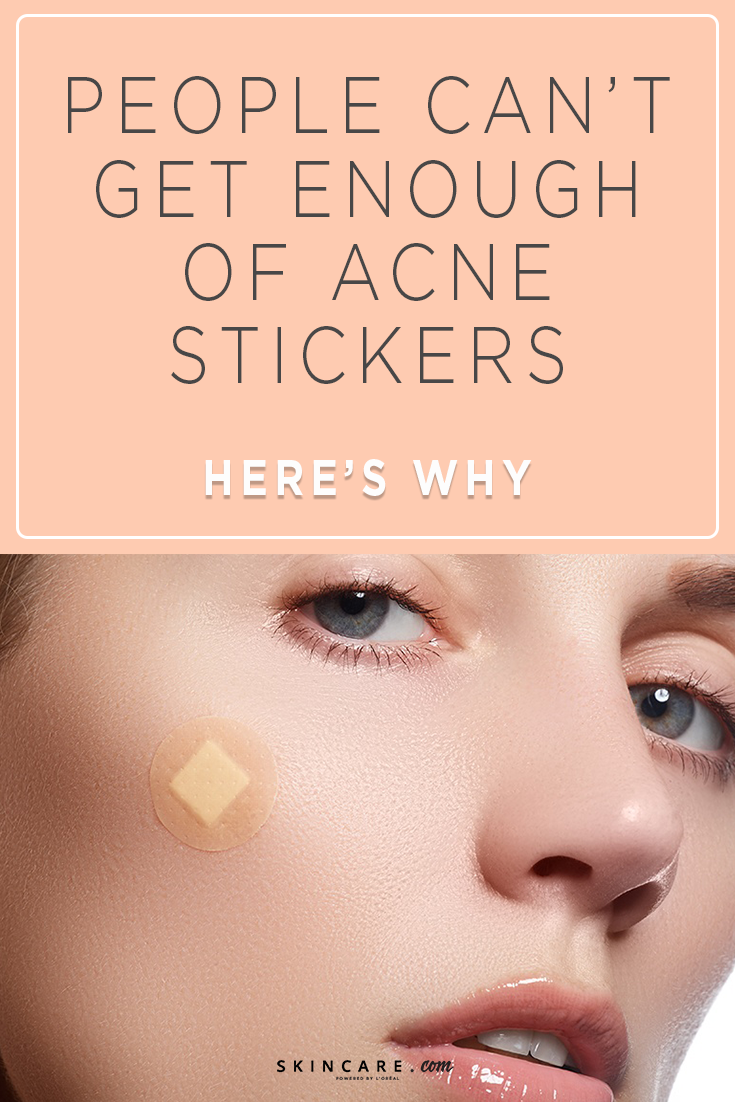 people can\u0027t get enough of acne stickers\u2014here\u0027s why in 2019 acneif you\u0027re looking for a new solution to your pimple problem, acne stickers should be on your radar for the inside scoop on hydrocolloid patches and why