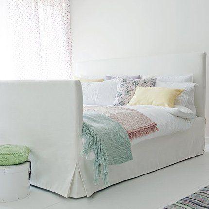 14 Cache Sommiers Pour Relooker Votre Lit Ikea Bed Bed