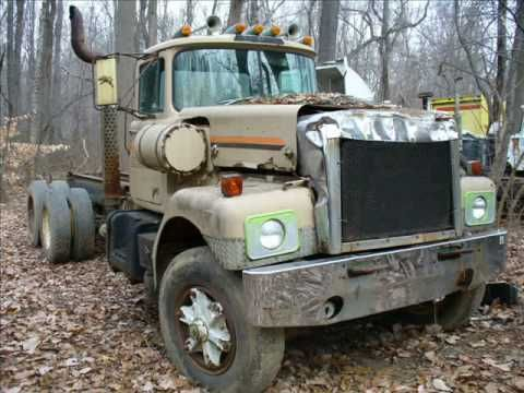 More Semi Truck Junk Yard Pictures 2 Semi Trucks Trucks Work Truck