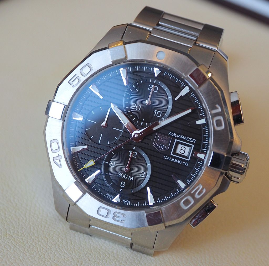 online store e67a1 e2ac0 2015 TAG Heuer Aquaracer 300m CAY2110 | TAG Heuer- Watches ...