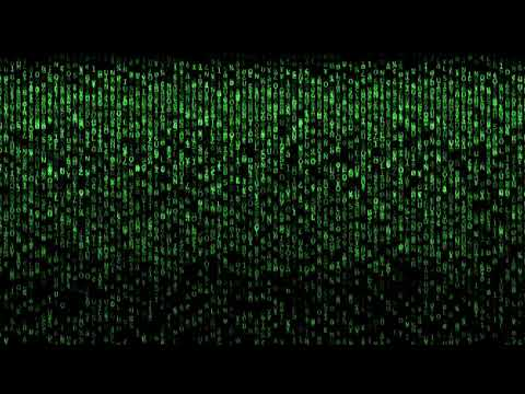 Matrix Raining Code Effect Motion Graphics Background Free Stock Footage 4k Youtube Free Stock Footage Stock Footage Free Stock Video