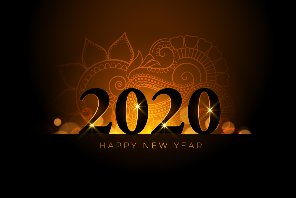 Happy New Year Images 2020 & Wallpapers Happy new year