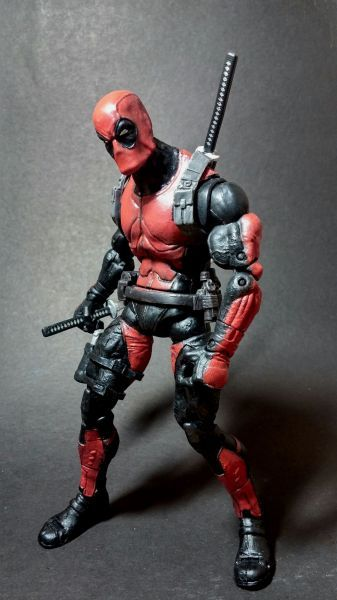 16 cm legends series action figure Wade wilson Figura de Acción Deadpool 2