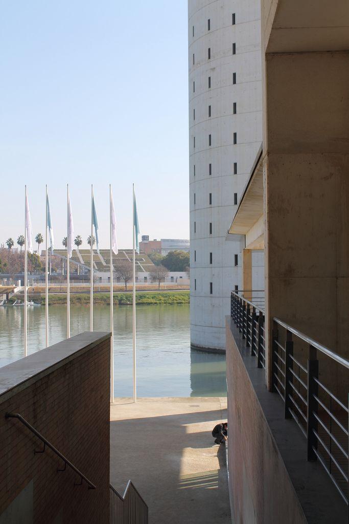Sevilla. Pabellón de la Navegación de Sevilla