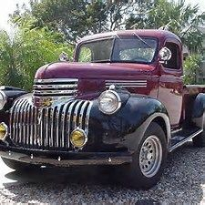1946 Chevy Pickup For Sale Craigslist Cruiser Car Chevy Pickups Chevy Pickup Trucks