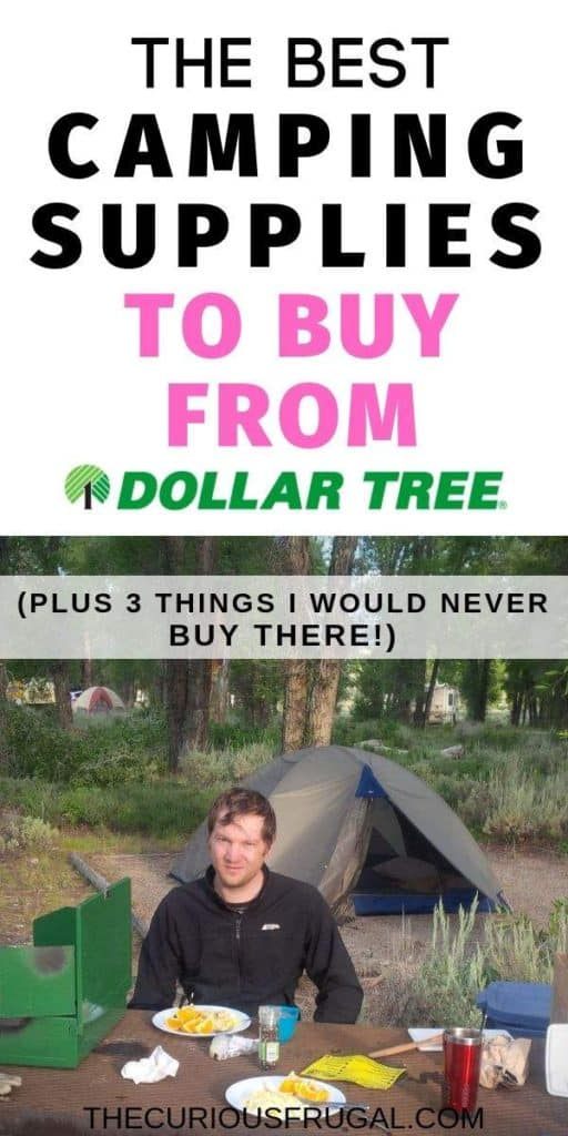 Photo of Frugal Camping Hacks Using Dollar Tree Items