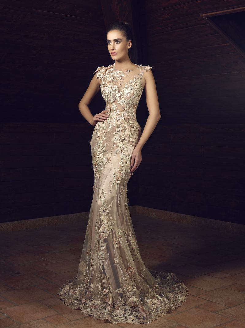 Evening dresses and gowns, cocktail dresses and formal dresses ...