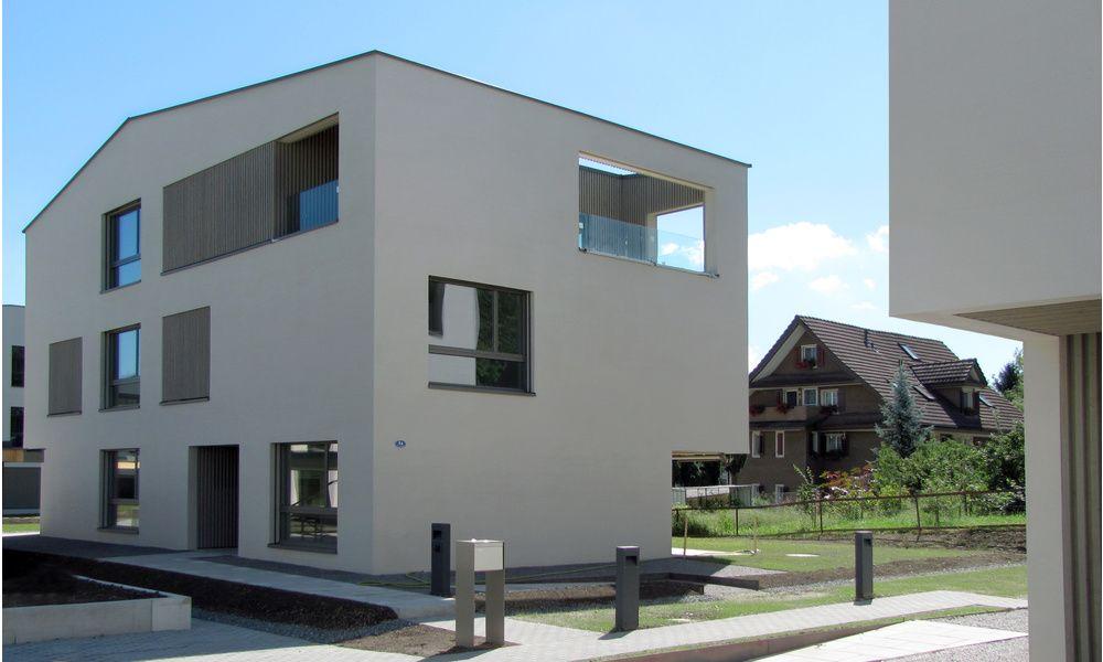 GKS Architekten und Partner AG | Projektdetails