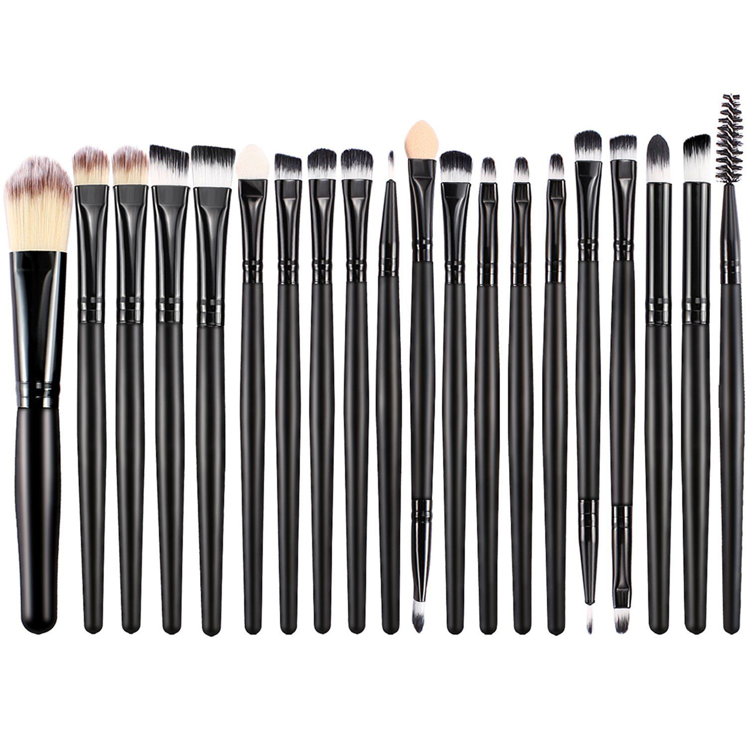 c2ff7a7dd5 BESTOPE Makeup Brushes 20 Pieces Makeup Brush Set Professional Face  Eyeliner Shadow Blush Cosmetic Brushes Set for Powder Liquid Cream >>> Want  additional ...