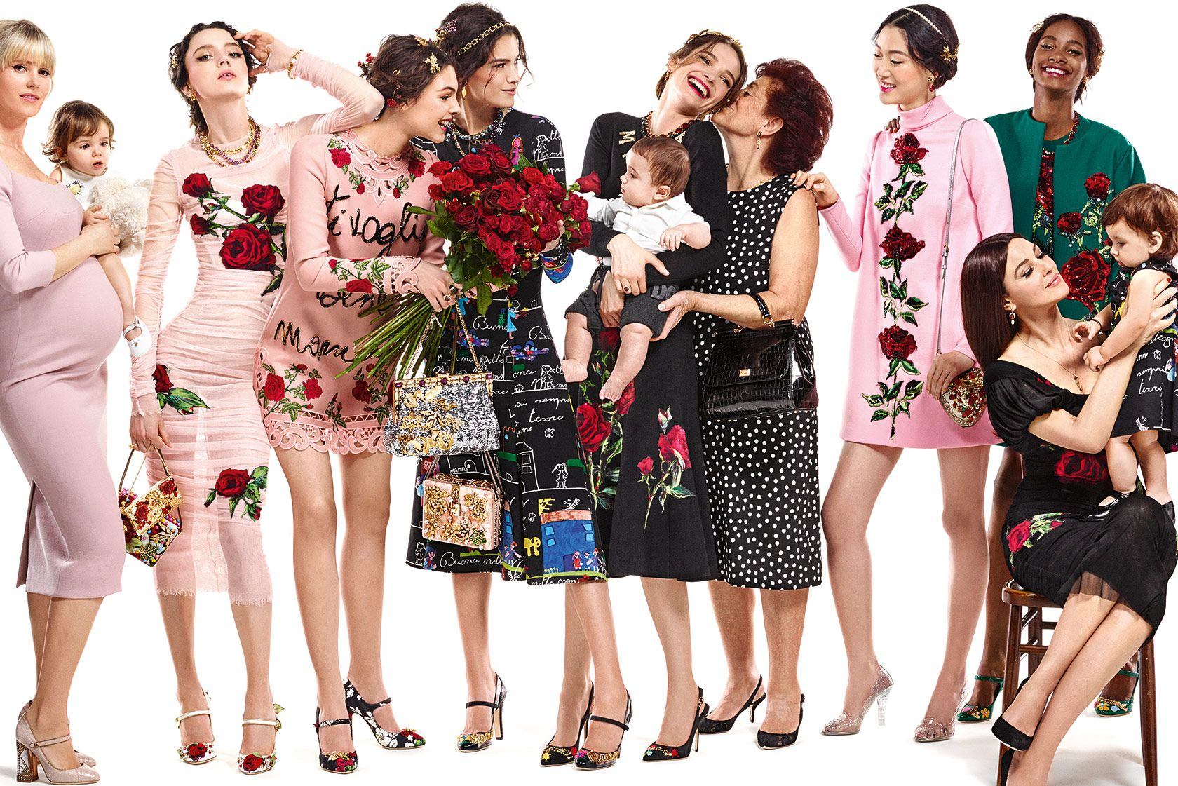 Image result for d&g fall winter 2015 | Campaign fashion, Fashion advertising, Fashion