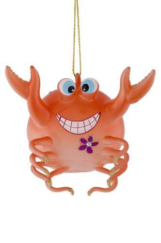 Hänger Candy Krabbe, orange Gift Company Gift Company http://www.amazon.de/dp/B005R0J16W/ref=cm_sw_r_pi_dp_xlSOub1MH5PYM