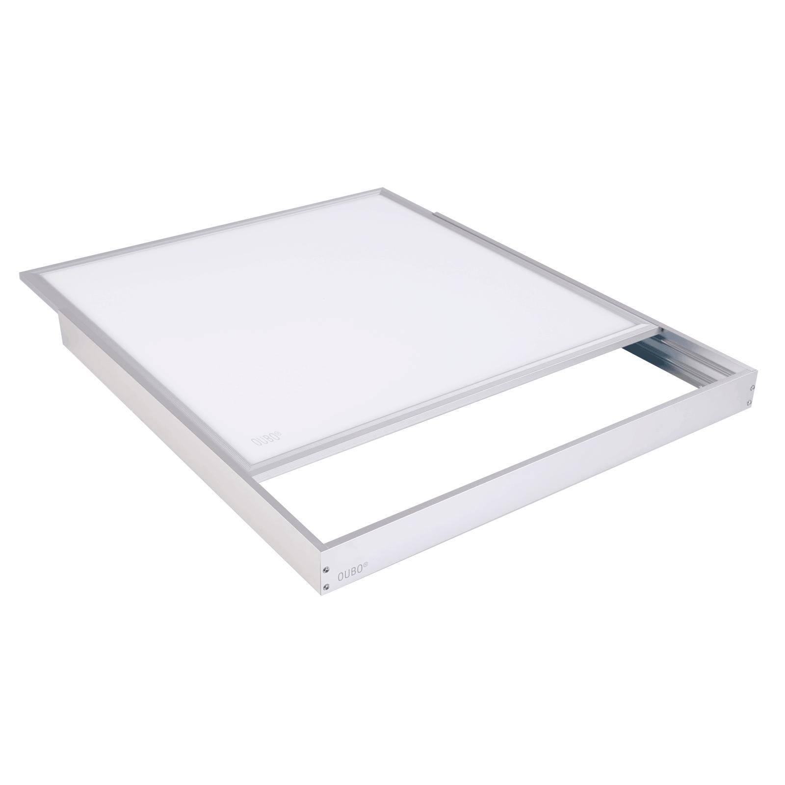 Aufputzrahmen Für OUBO Ultraslim LED Panel 30   120cm Zubehör