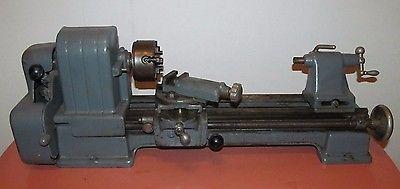 Vintage Sears Craftsman 109 20630 Benchtop Metal Mini-Lathe