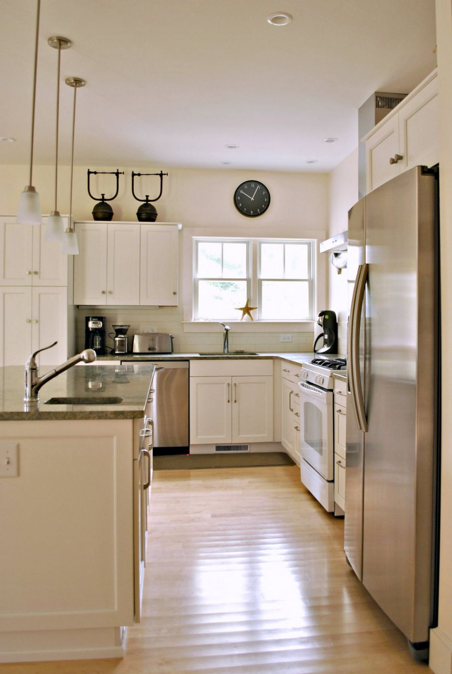 Small Cape Cod Kitchen Remodel