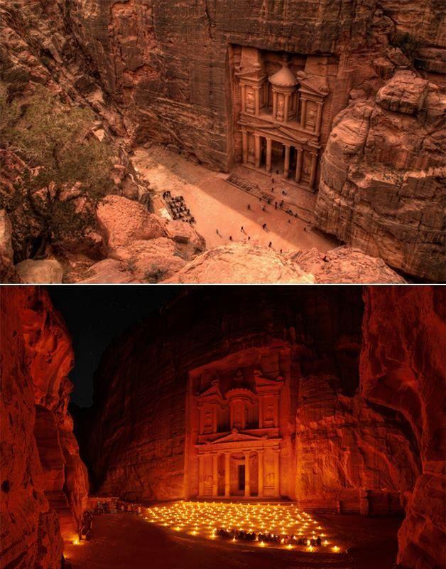 Petra antiga, Jordânia