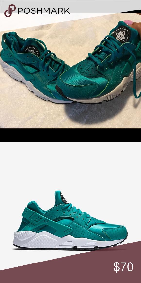 "Women's Nike Huarache ""Rio Teal"