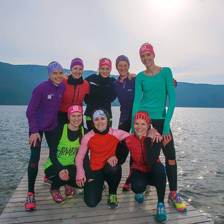 The 261 Fearless Movement Running women, Women, Running