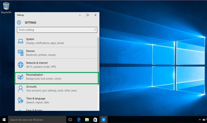 How To Change Your Desktop Background In Windows 10 In 2020 With Images Windows 10 Backgrounds Desktop Windows