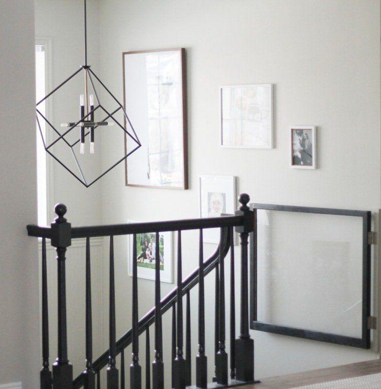 r novation escalier id es escalier peint et d co mont e d escalier barriere escalier