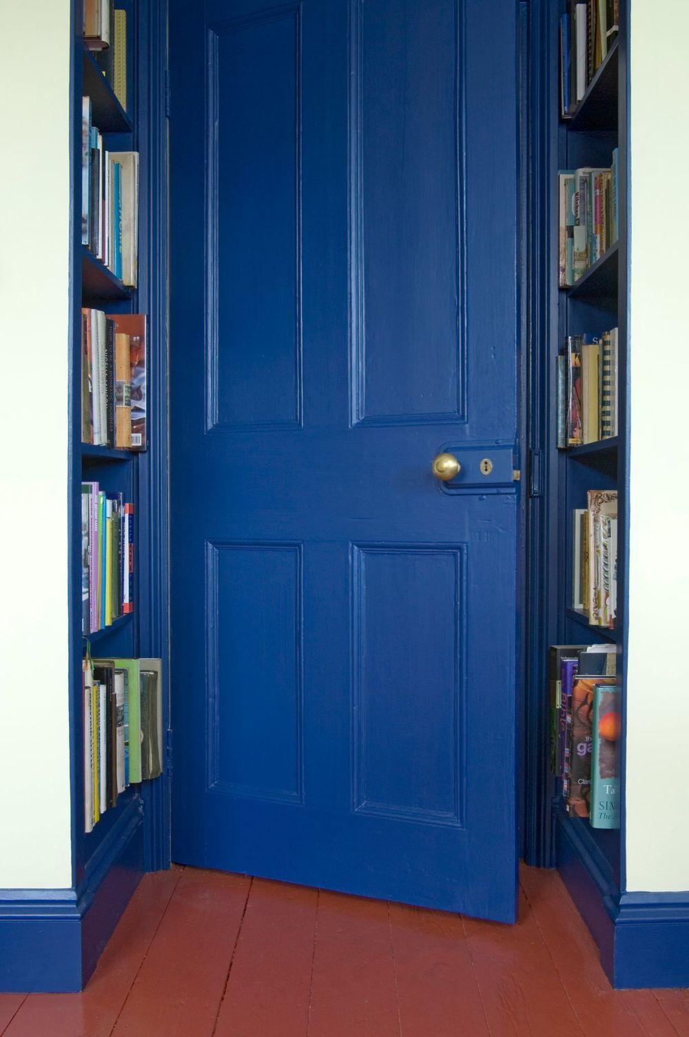 Peindre une porte : idées de couleurs (avec images ...