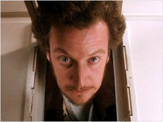 Home Alone Home Alone Marv Home Alone Dog Door