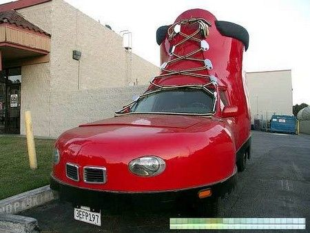 crazy and weird vechiles | Totally Crazy and Weird Cars | with Pin-It-Button on http://emorfes.com/2010/05/13/totally-crazy-and-weird-cars/