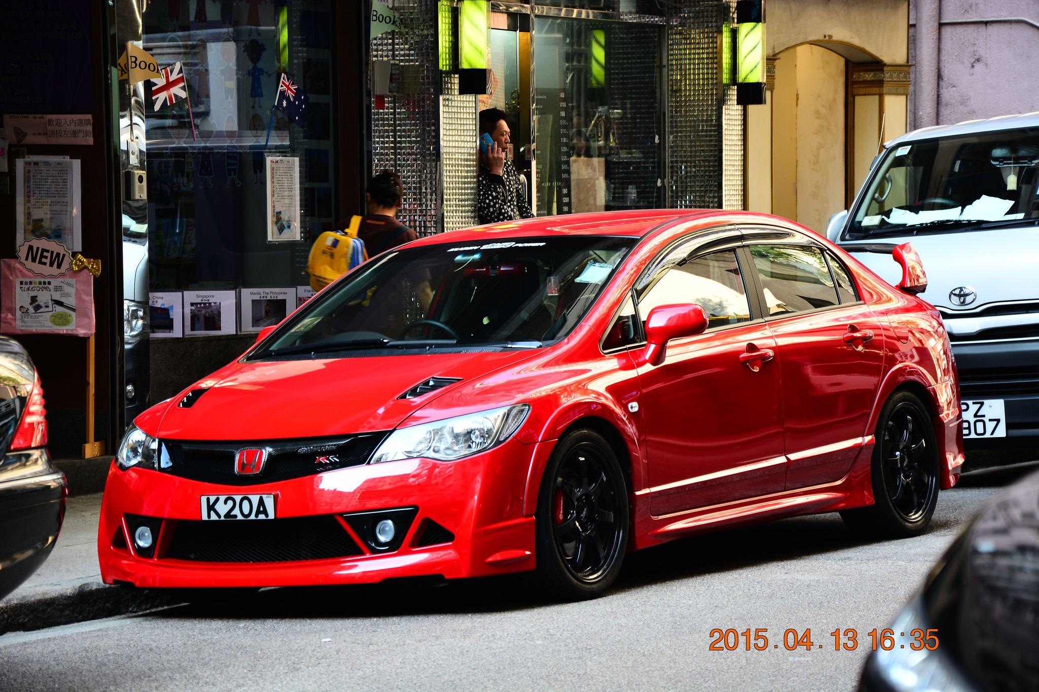 2008 Honda Civic Trunk Spoiler