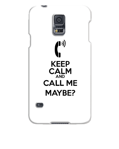 Keep Calm and Call Me Maybe1 - Samsung Galaxy S5 Case