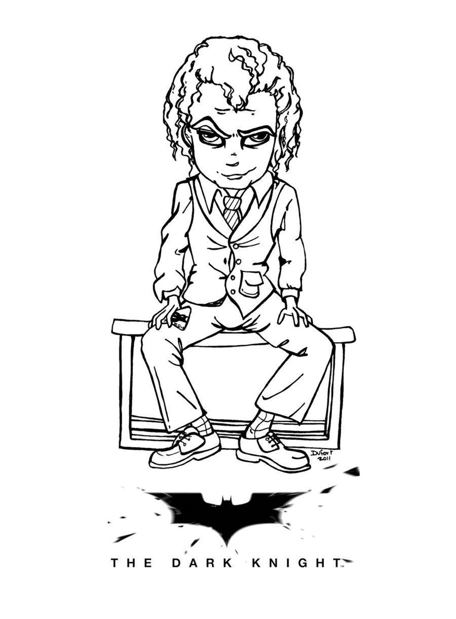 The Dark Knight : Joker by JadeDragonne on deviantART | candi please ...
