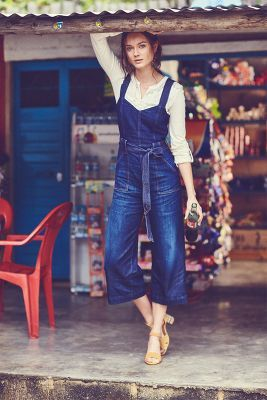 92b9b05474 7 For All Mankind Culotte Jumpsuit