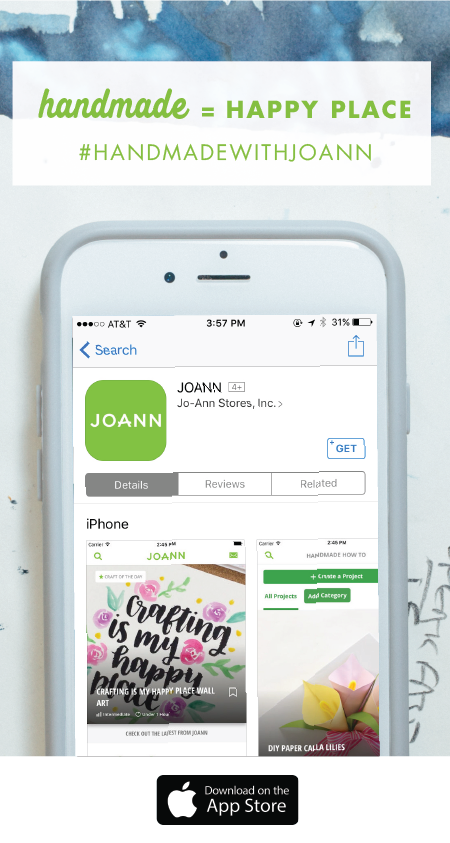 The new JOANN app has all the same coupons and offers you