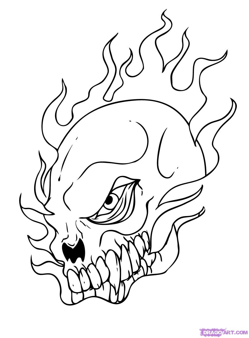 Cool Images 05 20 11 Skull Coloring Pages Cool Coloring Pages Coloring Pages