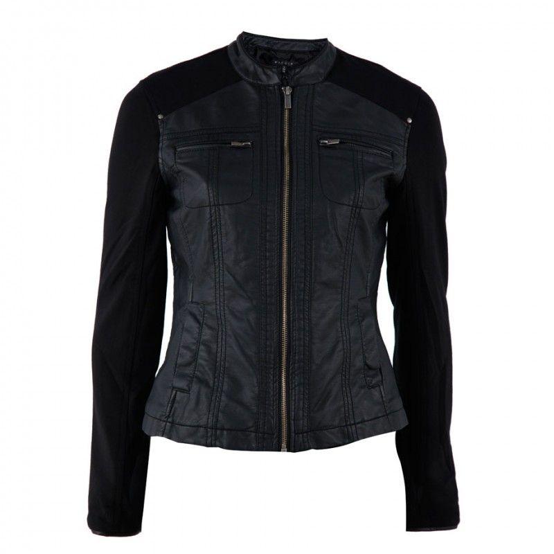 CHAQUETA DE CUERO EL SALVADOR  chaqueta  chaquetadecuero  cuero  salvador a0561da3c234