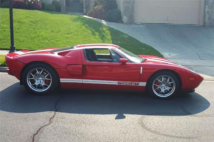 2005 Ford Gt Ford Gt