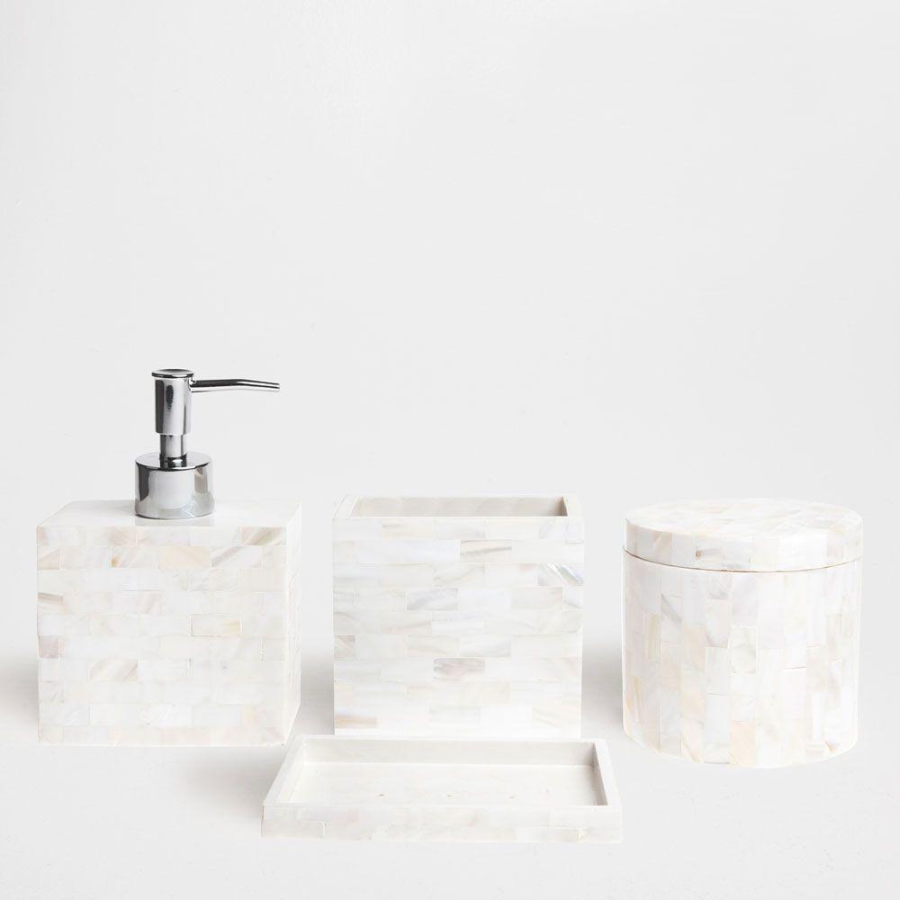 Accesorios de ba o n car zara home pinterest for Zara home accesorios bano