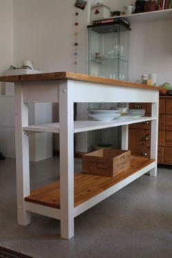 Unterschrank Anrichte wie Ikea Värde Küchenschrank | Farm House ...