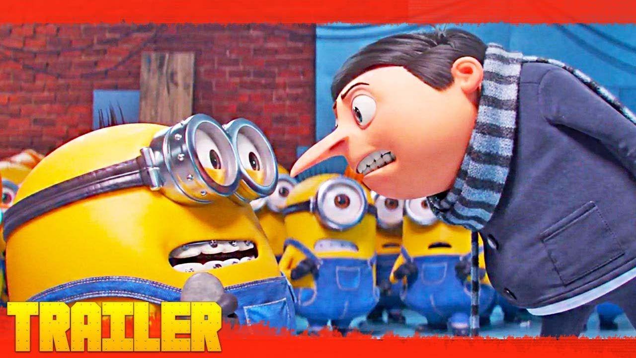 Minions 2 Nace Un Villano 2020 Trailer Oficial Espanol Latino Minions 2 Trailer Oficial Minions