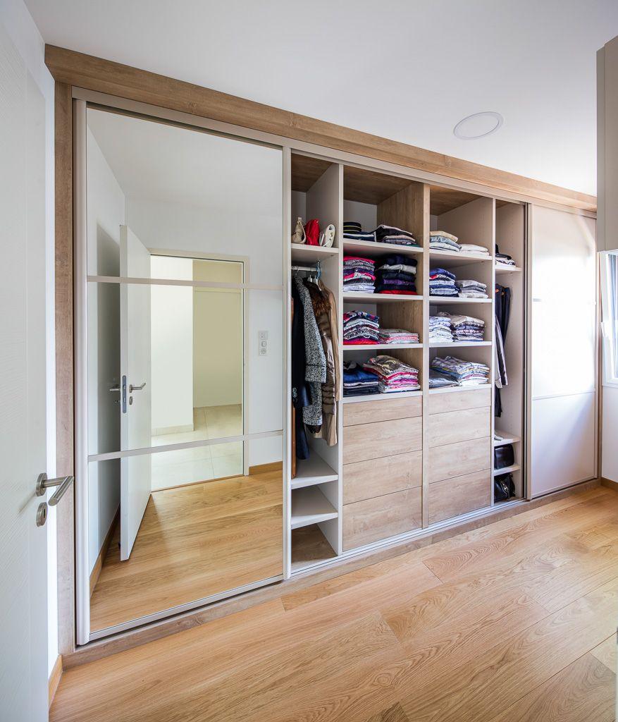 porte separation coulissante sur mesure placard dressing sur mesure portes coulissantes miroirs