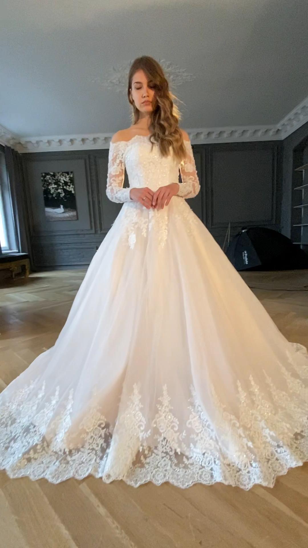 Wedding Dresses Discover Wedding dress Olivia by Olivia Bottega A ...