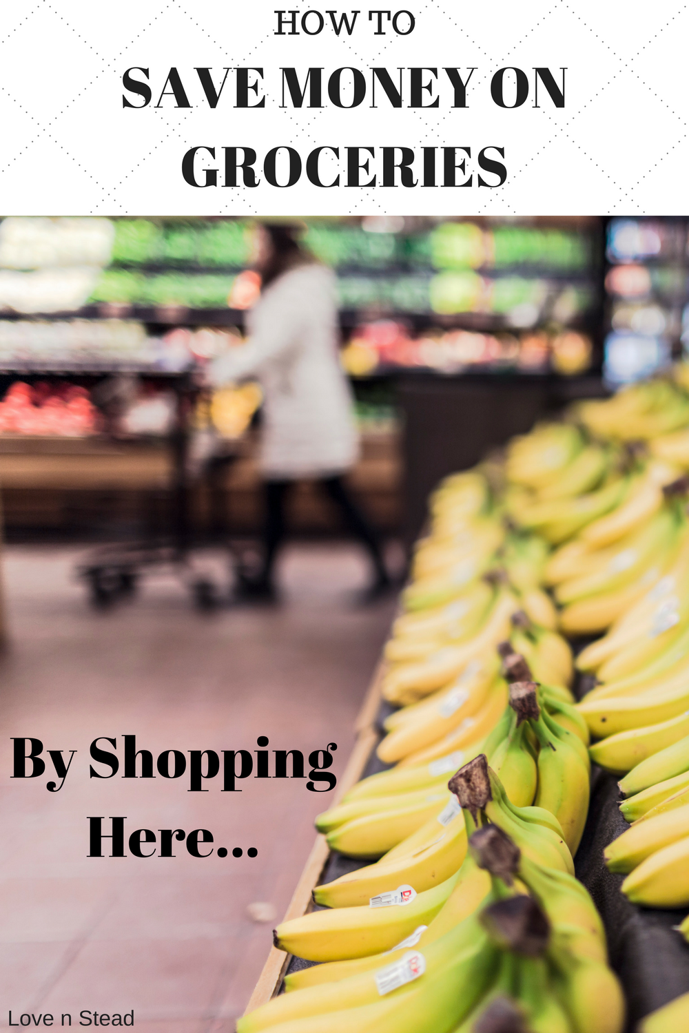 How to Save Money on Groceries Banana, Food cost, Nutrition