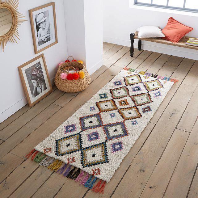 tapis couloir tapis style berbere